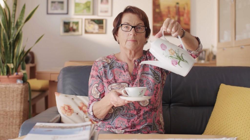 Digital Granny T-Mobile Brand Content